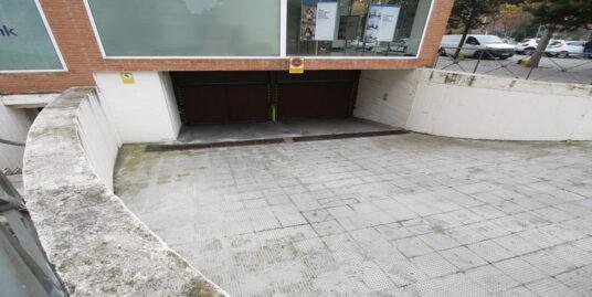 Plaza  garaje Sector Literatos
