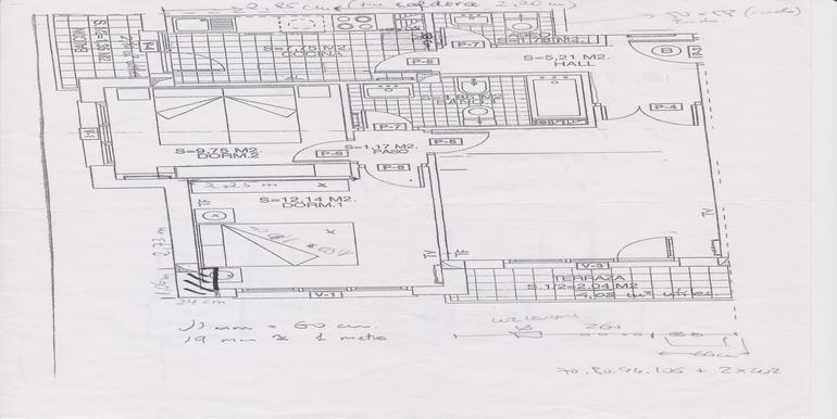 Plano piso Castro Urdiales (002)