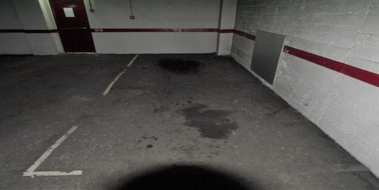 Plaza de garaje Sector Pueblos