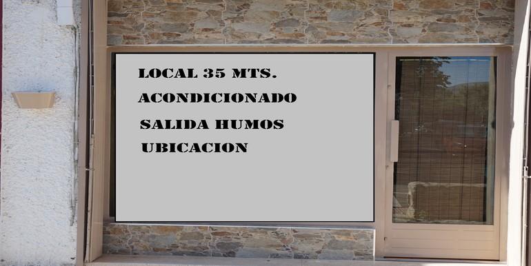 Local venta Soto del Real