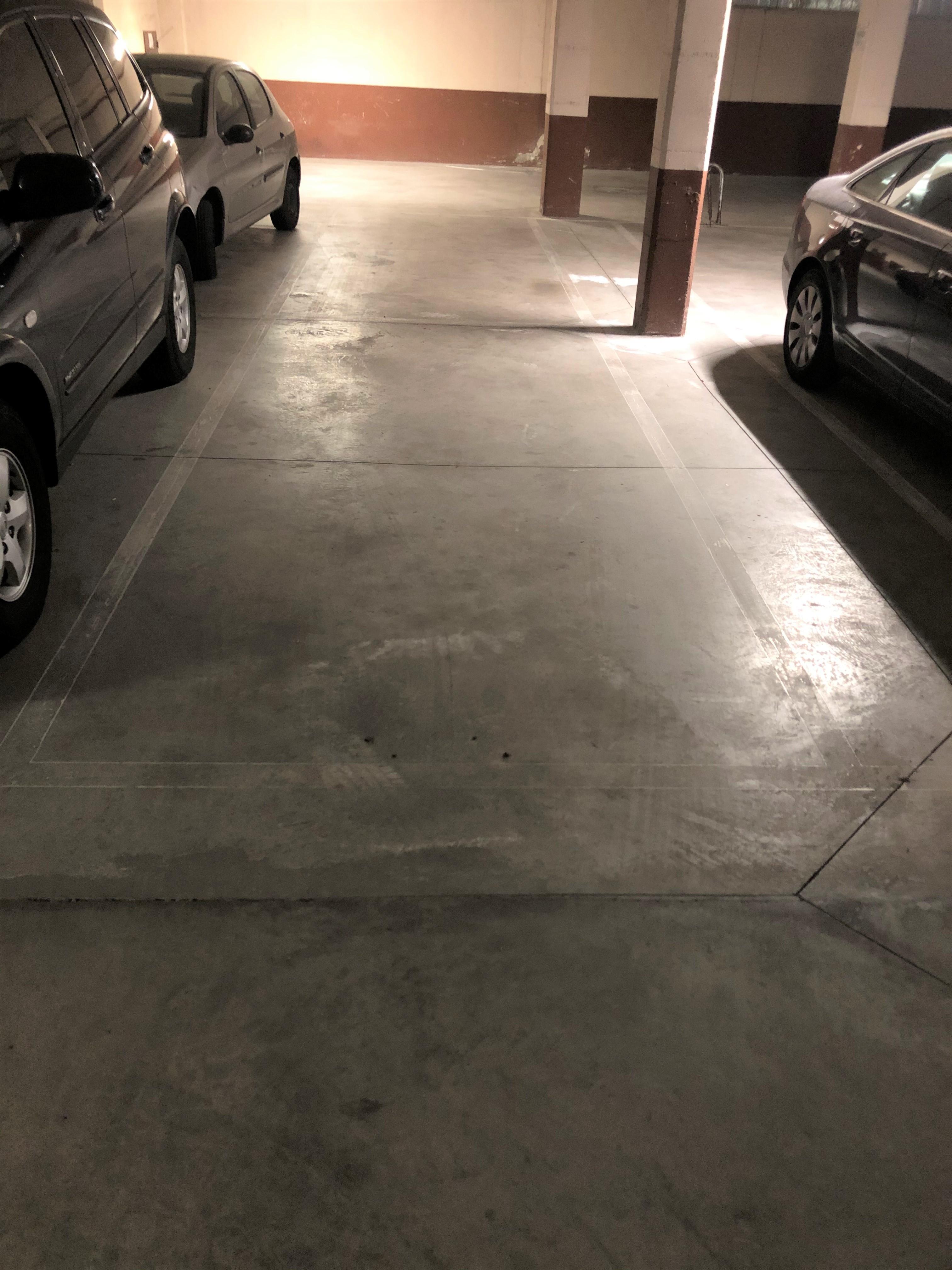 Plazas de garaje Sector Escultores